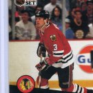 Dave Manson 1991/92 Pro Set #41 NHL Hockey Card Near Mint Condition