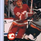Gary Roberts 1991/92 Pro Set #30 NHL Hockey Card Near Mint Condition