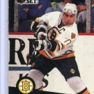 Ray Bourque 1991/92 Pro Set #9 NHL Hockey Card Near Mint Condition