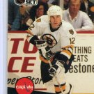Randy Burridge 1991/92 Pro Set #4 NHL Hockey Card Near Mint Condition