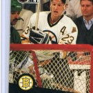 Craig Janney 1991/92 Pro Set #2 NHL Hockey Card Near Mint Condition