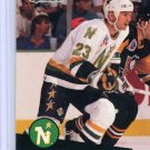 Brian Bellows 1991/92 Pro Set #109 NHL Hockey Card Near Mint Condition