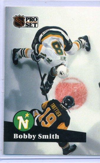 Bobby Smith 1991/92 Pro Set #115 NHL Hockey Card Near Mint Condition