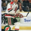 Ken Daneyko 1991/92 Pro Set #139 NHL Hockey Card Near Mint Condition
