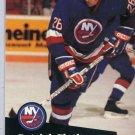Patrick Flatley 1991/92 Pro Set #152 NHL Hockey Card Near Mint Condition