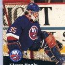 Glenn Healy 1991/92 Pro Set #153 NHL Hockey Card Near Mint Condition