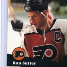 Ron Sutter 1991/92 Pro Set #178 NHL Hockey Card Near Mint Condition