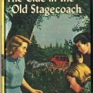 Nancy Drew #37 The Clue in the Old Stagecoach by Carolyn Keene Hard Cover