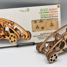 Beach Buggy - WOODTRICK 3D Mechanical Wooden Model to build
