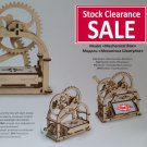 BUSINESS CARD Holder ETUI - UGEARS 3D Mechanical Wooden model & puzzle