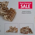 Combine - UGEARS 3D Mechanical Wooden model & puzzle
