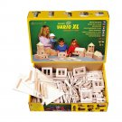 VARIO XL 184 PCs (WALACHIA) - ECO Friendly - Wooden Model set for Kids