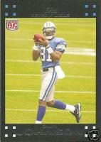 Calvin Johnson RC 2007 Topps #320