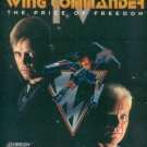 WING COMMANDER 3 + WING COMMANDER 4 BIG BOX RELEASES