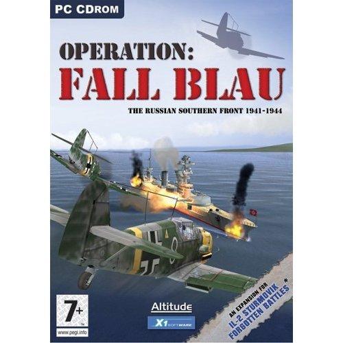 IL2 STURMOVIK 1946 + OPERATION FALL BLAU RARE