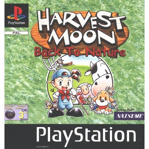 Harvest Moon [PlayStation]