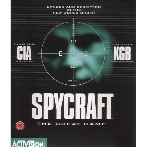 Spycraft: The Great Game