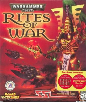 WARHAMMER 40000 RITES OF WAR BIG BOX