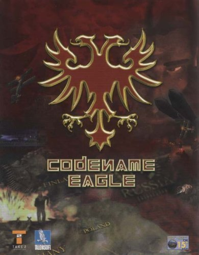 CODENAME EAGLE RARE BIG BOX RELEASE