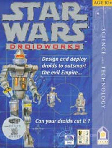 STAR WARS DROIDWORKS NEW SEALED
