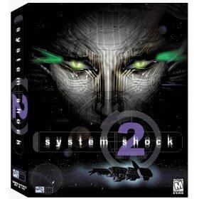 SYSTEM SHOCK 2 : BIG BOX + DEUS  EX + DEUS EX 2