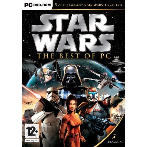 Star Wars: The Best of PC Collection
