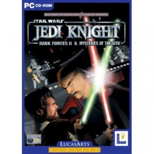 Star Wars: Jedi Knight & The Mysteries of the Sith (PC CD)