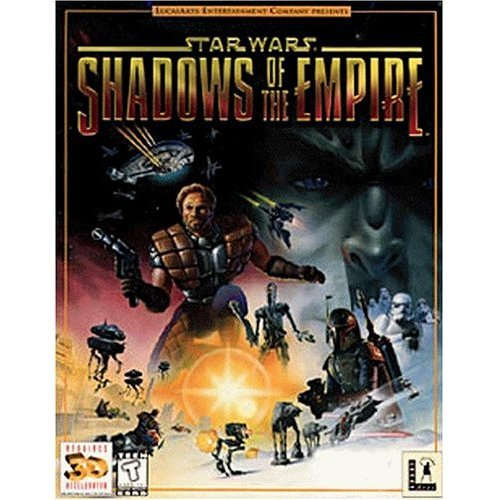 Star Wars: Shadow Of the Empire