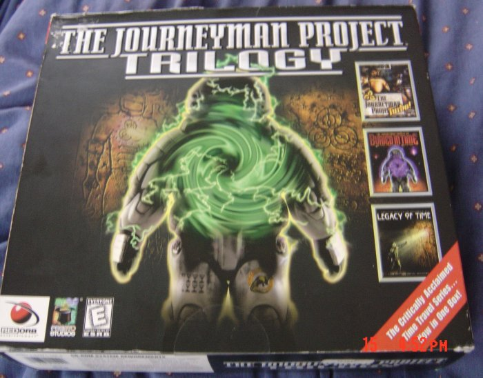 THE JOURNEY MAN PROJECT TRILOGY BIG BOX EDITION
