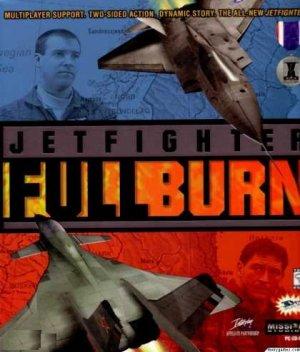 JET FIGHTER FULL BURN