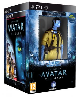 James Cameron's Avatar Limited Edition PS3 version