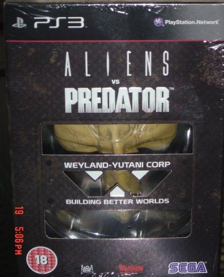 Aliens Vs Predator: Hunter Special Edition PS3  VERSION