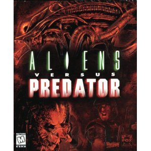 ALIENS VS PREDATOR RARE ORIGINAL BIG BOX RELEASE