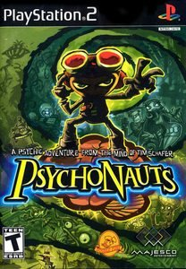 Psychonauts for Sony PlayStation 2