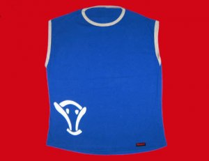 STOCK#10 [L] BLUE VOODOO TANK