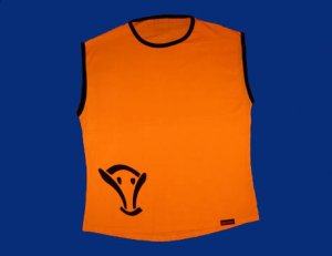 STOCK#9 [L]  ORANGE VOODOO TANK