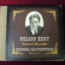Nelson Eddy Concert Favorites Columbia Masterworks set M-507