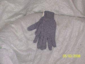 Alpaca Solid Color Gloves