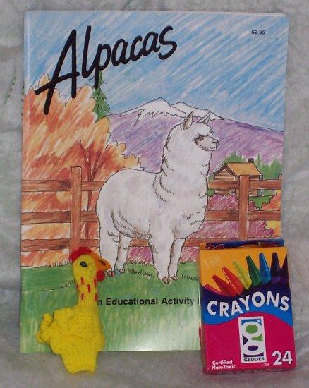 Book - Alpaca Activity Kit