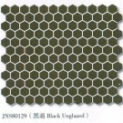 "Hexagon 1"" Glazed &Unglazed for Kitchen and Bathroom 11PCS/Square Meter"