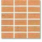 Wood INkjet 45x95mm sheet size:291.1x295.5mm joint width 3.5mm