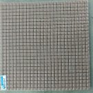 ceramic mosaic 10.5x10.5mm sheet size 300x300mm thicher 6 mm 006