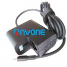 860210-850 ADP-45VE BB HP 45W Type-C AC Adapter 20V 2.25A 15V 3A 12V 3.75A 10V 3.75A 9V 3A 5V 3A