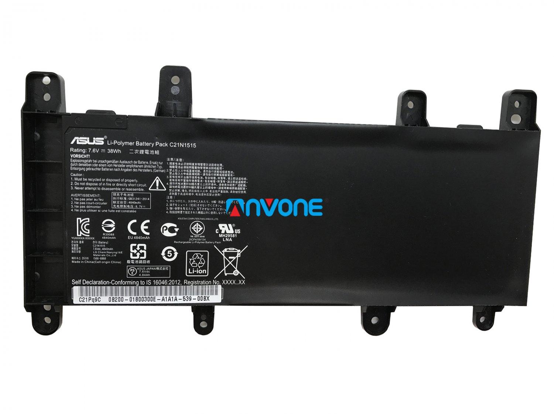 C21N1515 Battery For Asus X756UX X756UQ X756UV X756UJ X756UB X756UA
