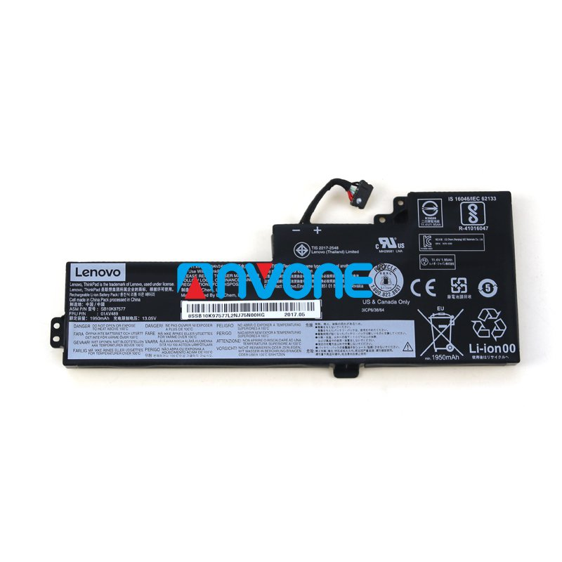 01AV420 01AV489 Battery SB10K97576 SB10K97577 SB10K97578 For Lenovo ThinkPad T570 T470