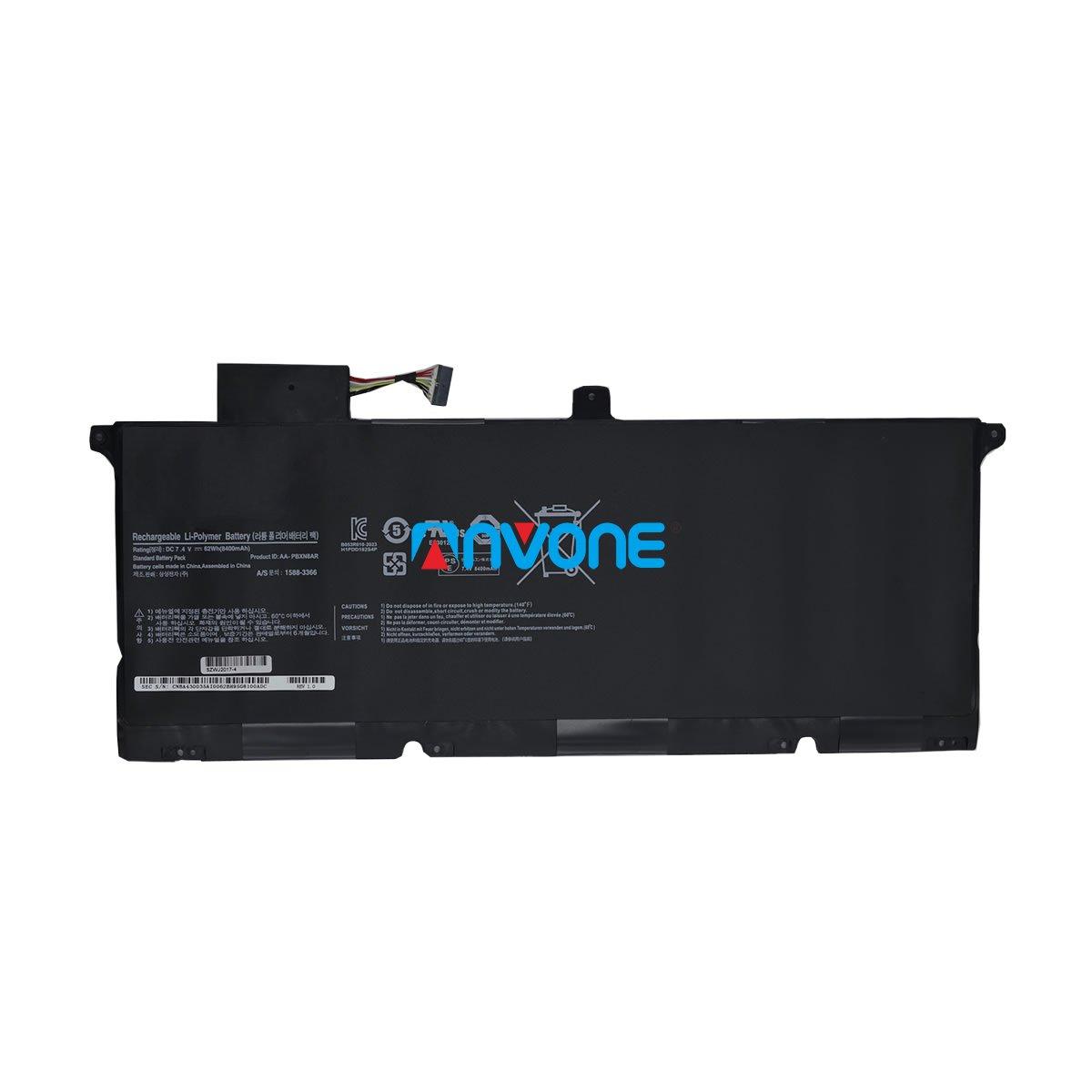 AA-PBXN8AR Battery Samsung 900X4D-A01 900X4D-A02 900X4D-A03 Battery