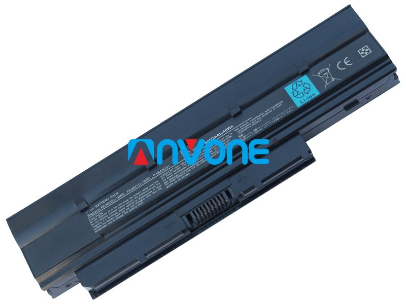 PA3820U-1BRS Battery For Toshiba PA3821U-1BRS Fit Dynabook N200 N300 N301 N510