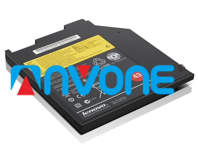 45N1041 UltraBay Battery 0A36310 43R8891 For Lenovo ThinkPad R400 R500 T400 T430 T500 W500