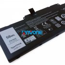 F7HVR Battery Replacement For Dell 062VNH G4YJM T2T3J Fit Inspiron 14 7437 17 7737 15 7537 P36F