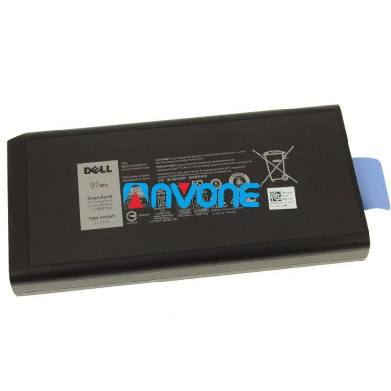 X8VWF Battery For Dell Latitude E7404 E5404 XN4KN YGV51 453-BBBE